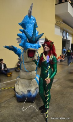 Awesome Con cosplay Day 2 -Mera and Sea Horse
