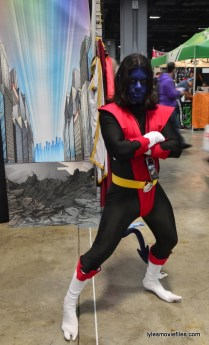 Awesome Con cosplay Day 2 -Nightcrawler