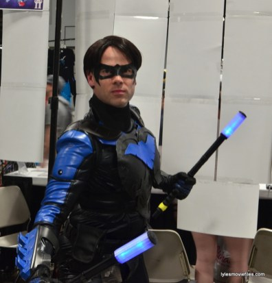 Awesome Con cosplay Day 2 -Nightwing