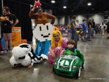 Awesome Con cosplay Day 2 -Super Mario Kart family