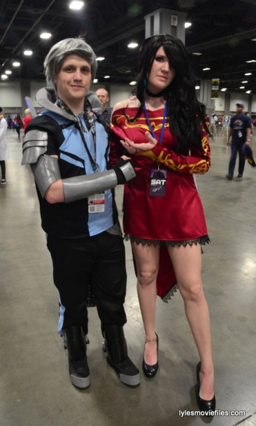 Awesome Con cosplay Day 2 -cosplay pair