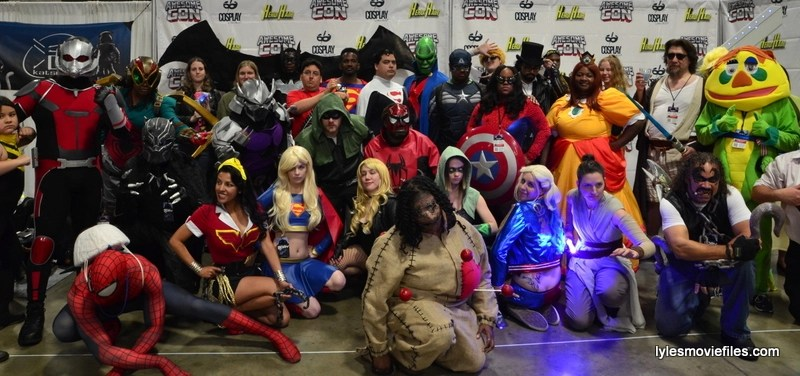 Awesome Con cosplay Day 2 -group cosplay main