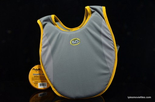 Batman swimming vest - back