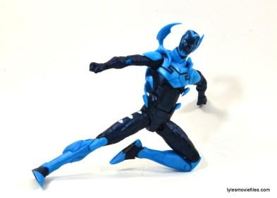 DC Icons Blue Beetle figure review -sliding