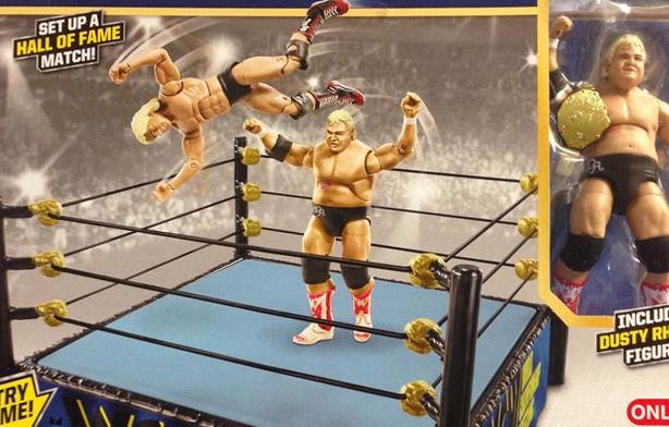 Dusty Rhodes figure - Copy