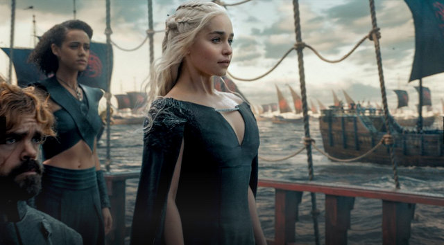 Game of Thrones The Winds of Winter - Tyrion and Daenerys