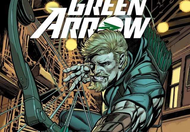 Green Arrow No. 1 review variant_
