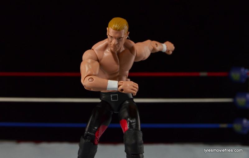 Hunter Hearst Helmsley WWE Network Spotlight figure -bowing