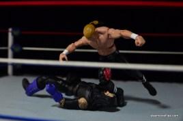 Hunter Hearst Helmsley WWE Network Spotlight figure -knee to Undertaker