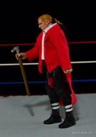 Hunter Hearst Helmsley WWE Network Spotlight figure -left side jacket