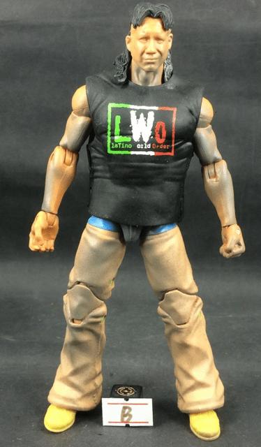 Mattel WWE prototype - Eddie Guerrero LWO