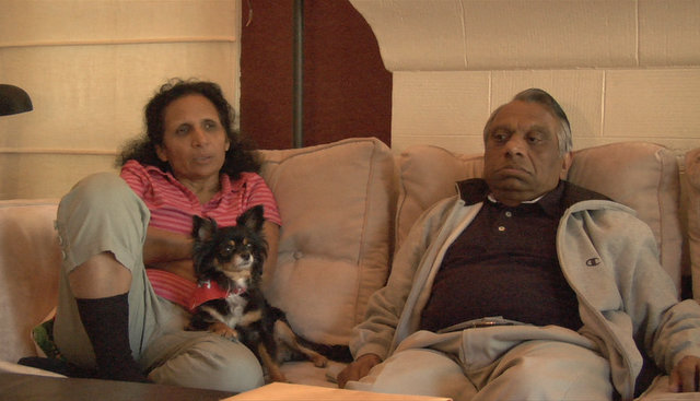 Meet the Patels - Champa and Vasant Patel