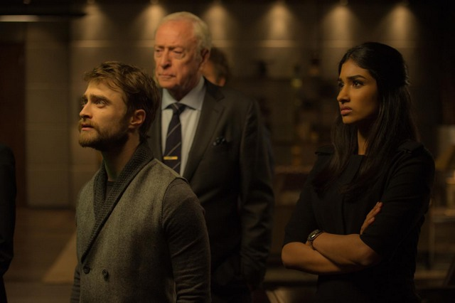 Now You See Me 2 - Daniel Radcliffe, Michael Caine and Varada Sethu