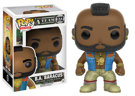 POP VINYL A-TEAM - BA Baracus