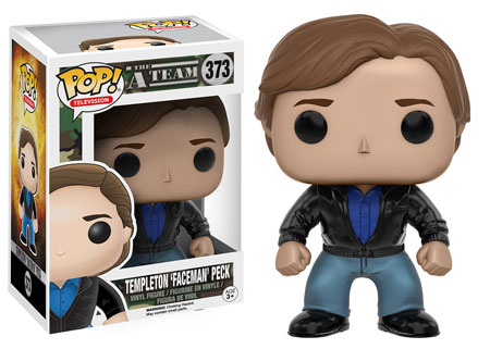 POP VINYL A-TEAM - Faceman