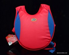 Superman swimming vest - back