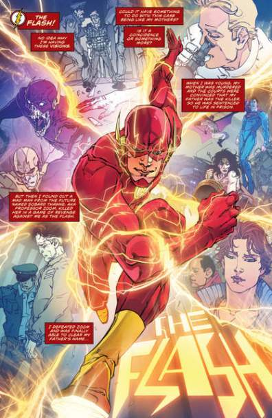 The Flash: Rebirth issue 1_6