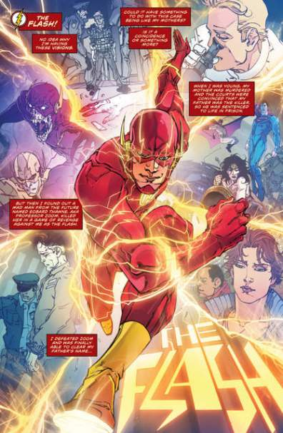 The Flash: Rebirth issue 1_6