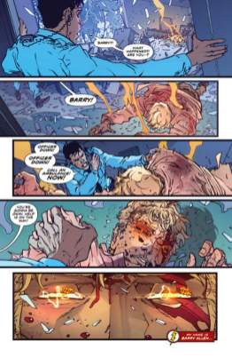 The Flash review issue 1 pg_3