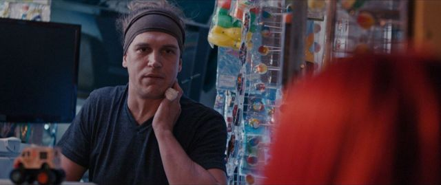 Vigilante Diaries review - Jason Mewes