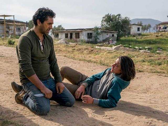 fear the walking dead shiva -travis and chris