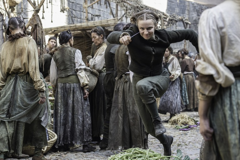 game of thrones no one - the Waif