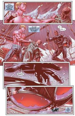 Aquaman issue 2 review The Drowning -_2