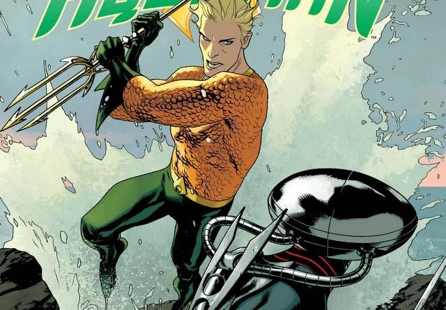 Aquaman issue 3 variant cover