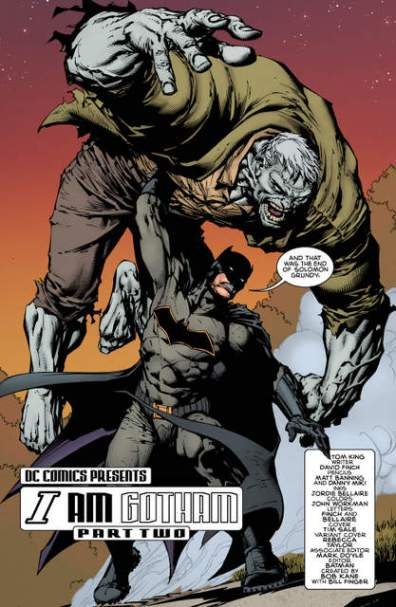 Batman issue 2 I am Gotham review -_4