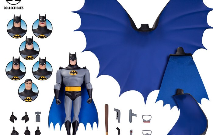 DCC SDCC reveals Batman_Animated_Expressions_Pack_1