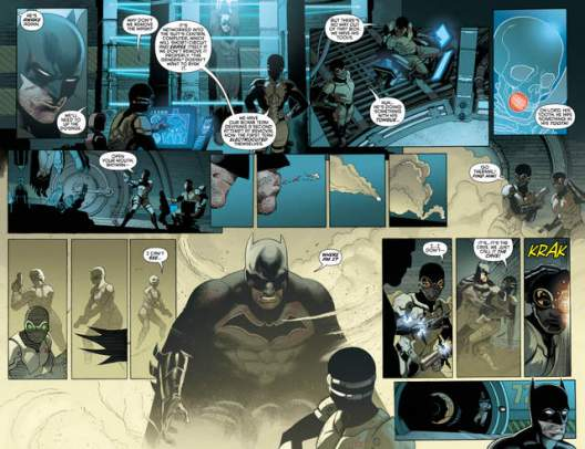 Detective Comics issue 937 pages_2-3
