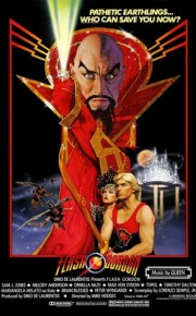 Flash Gordon (1980) Original movie poster