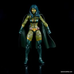 Guardians of the Galaxy Marvel Legends exclusive -Gamora straight