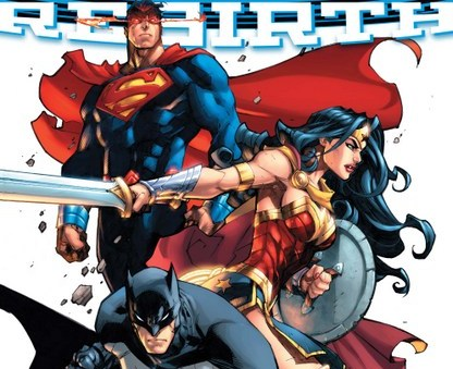 Justice League Rebirth review - variant cover_var