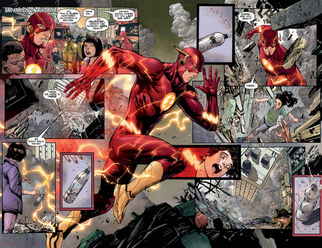 Justice League issue 1 page_12-13