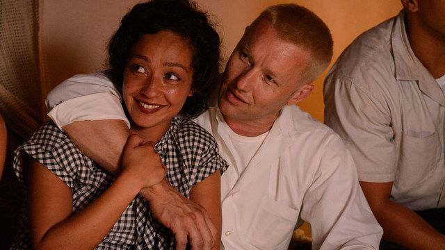 Loving - Ruth Negga and Joel Edgerton