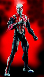 Spider-Man Marvel Legends - SPIDER MAN 2099