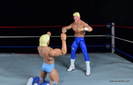 Sting Defining Moments figure review - Sting has Ric Flair begging off