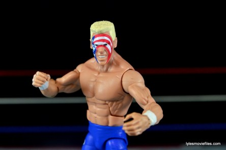 Sting Defining Moments figure review - battle ready