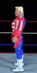 Sting Defining Moments figure review - jacket left side