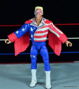 Sting Defining Moments figure review - jacket straight