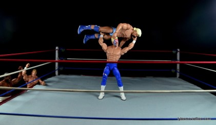 Sting Defining Moments figure review - press slam Ric Flair