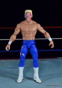 Sting Defining Moments figure review - straight
