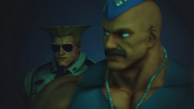 Street Fighter 5 - A Shadow Falls - Guile