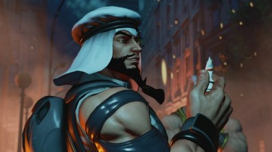 Street Fighter 5 - A Shadow Falls - Rashad