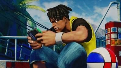 Street Fighter 5 - A Shadow Falls - Sean