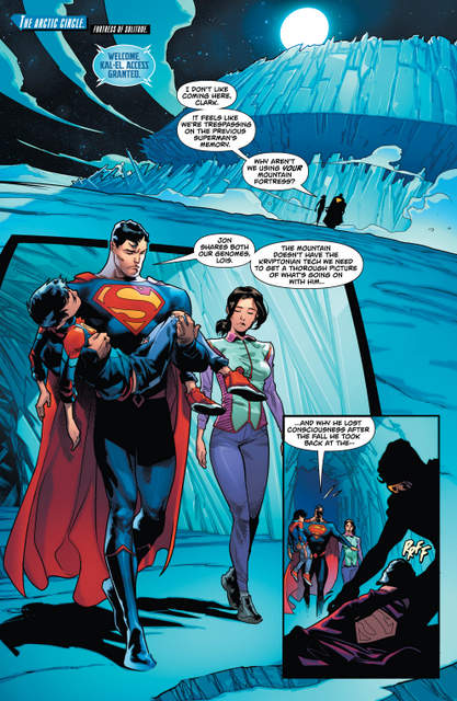 Superman World Of New Krypton Issue 3