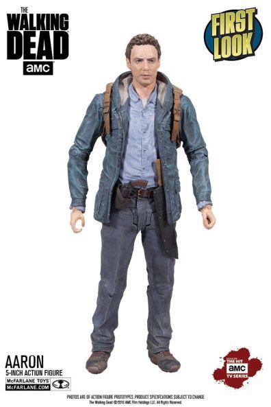 The Walking Dead 5 inch line Aaron