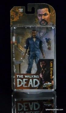 The Walking Dead Lee Everett McFarlane Toys figure - front package