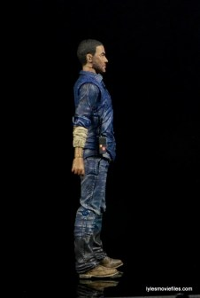 The Walking Dead Lee Everett McFarlane Toys figure -right side
